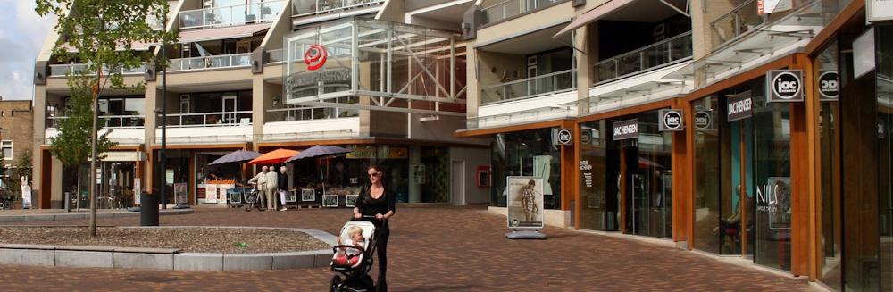 Winkelcentrum de Scheepjeshof Veenendaal