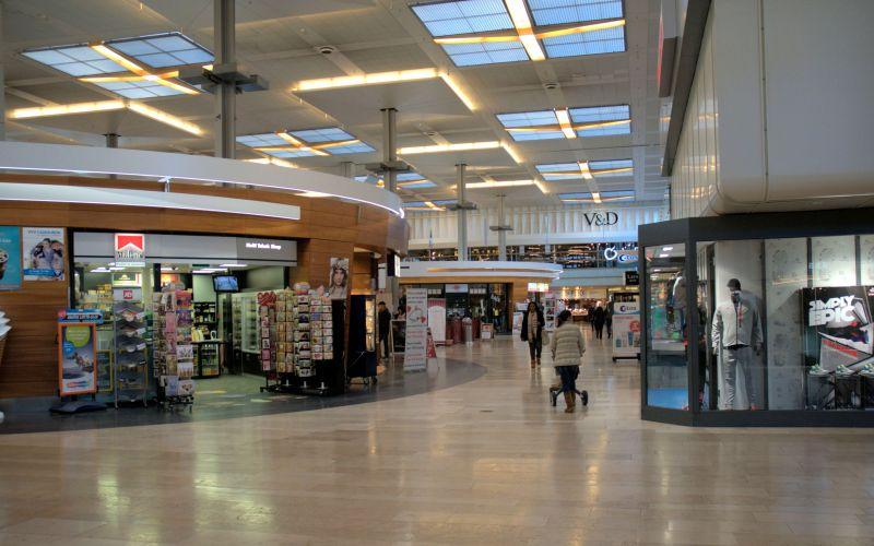 Kiosken winkelcentrum Zuidplein 2